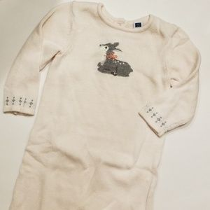 JANIE & JACK sweater body suit